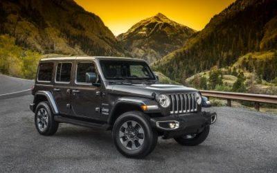 Jeep® Wrangler Rubicon Named FOUR WHEELER