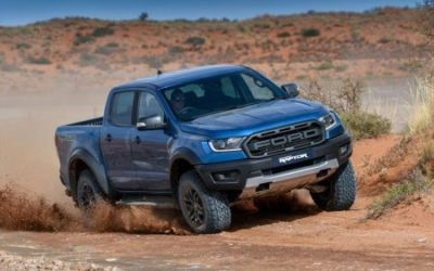 Ford Performance DNA in the Ranger Raptor