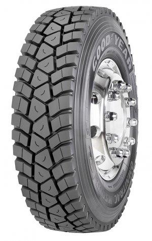 New OMNITRAC Mixed Service Truck Tyre Range