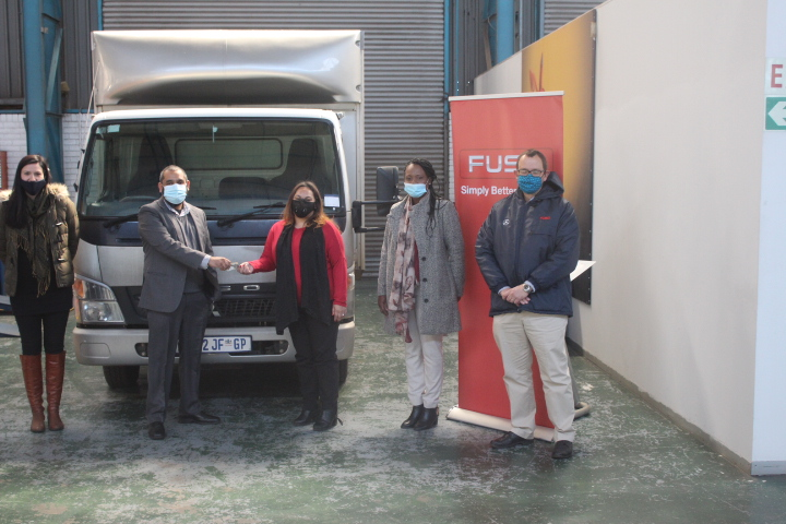 FUSO DEMONSTRATES COMMITMENT TO ELEVATE THE TECHNICAL SKILLS OF ARTISANS