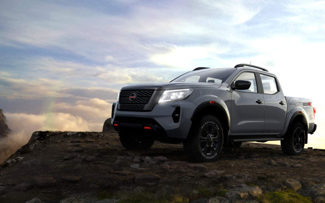 New Navara continues Nissan's 60-year legacy of investment in Africa