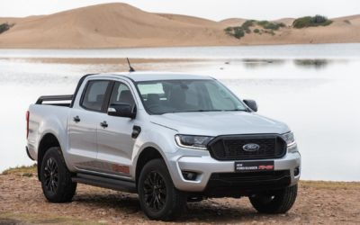 New Ford Ranger FX4 Introduces Trend-setting Style, FordPass and Connectivity to the Pickup Segment