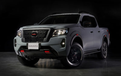 First class drive comfort with the new Nissan Navara