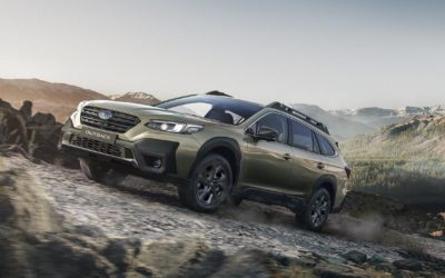 ALL-NEW SUBARU OUTBACK HEADING TO SA