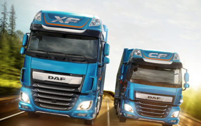 All-new DAF Trucks to hit the highways