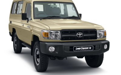 Land Cruiser 78 Back by Popular Demand