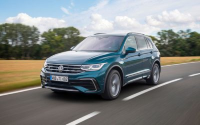 VOLKSWAGEN TIGUAN TO GET NEW LOOK