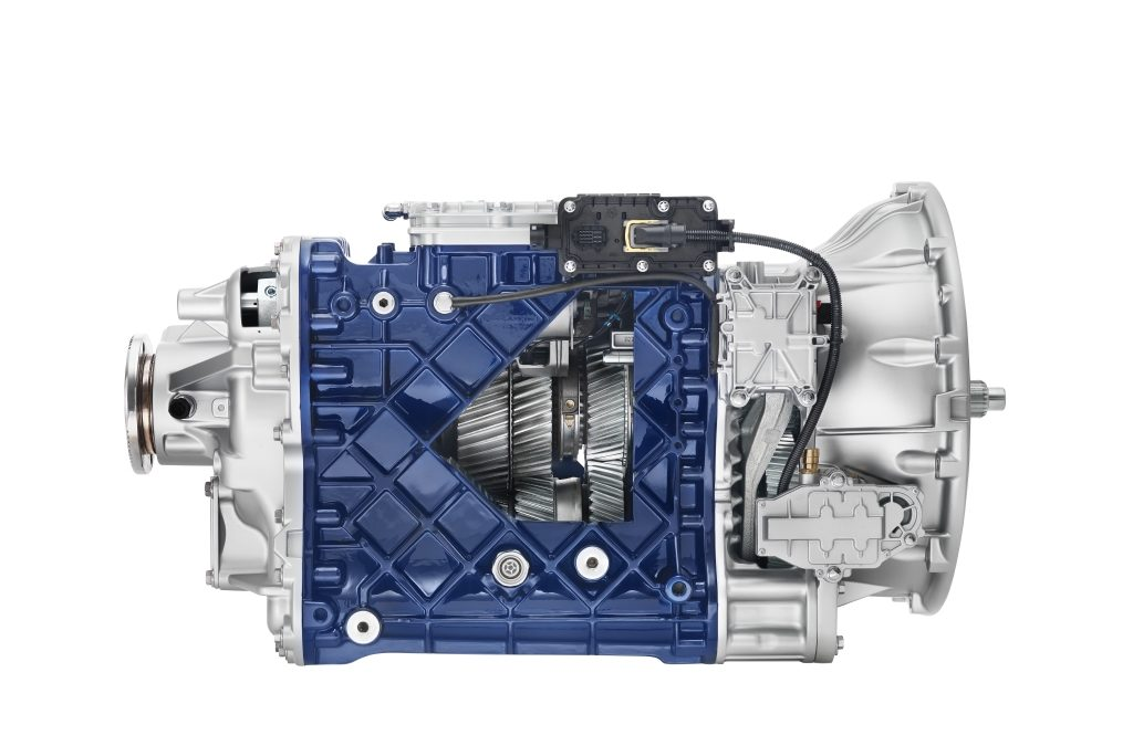 VOLVO TRUCKS' I-SHIFT TRANSMISSION CONTINUES TO BE AN INNOVATION EVEN AFTER 20 YEARS