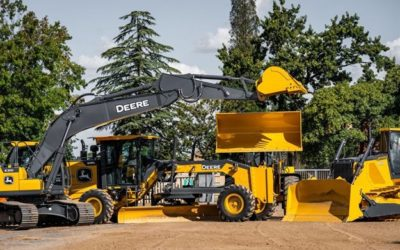 John Deere Expands Construction Brand in Africa