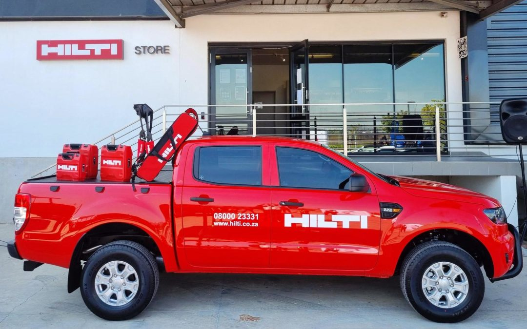 Ford and Hilti Extend Partnership with Fleet of 80 Ranger Pickups