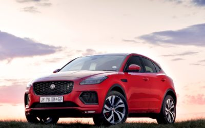 New Jaguar E-PACE touches down in Mzansi