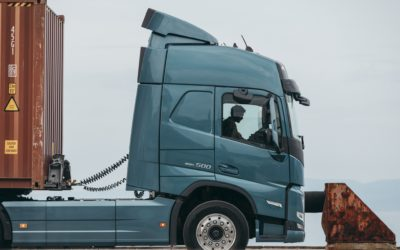 Volvo FM wins award for outstanding design quality