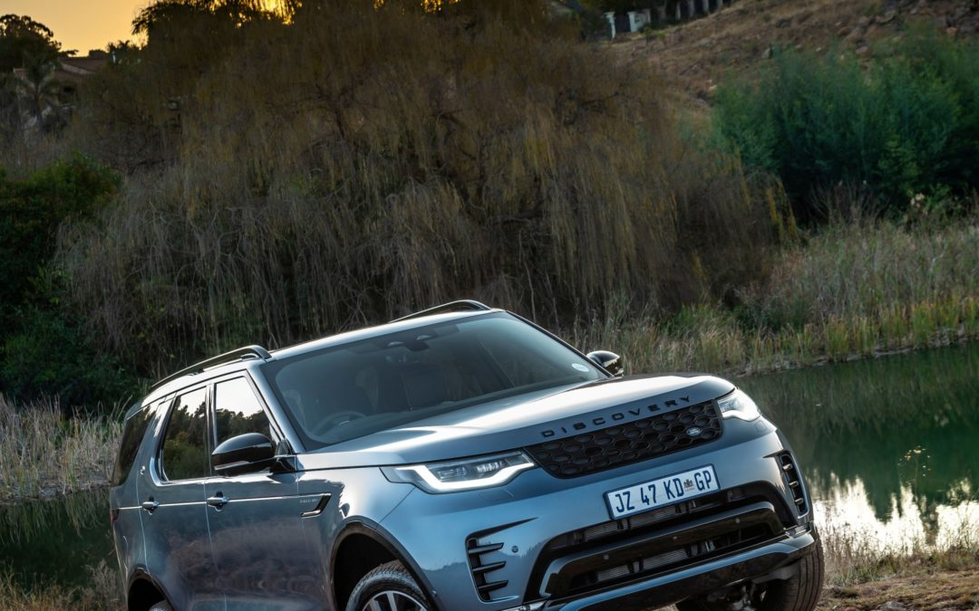 New Land Rover Discovery makes South African debut